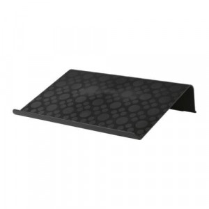 Подставка для ноутбука, черный БРЭДА